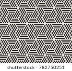 vector seamless pattern. modern ... | Shutterstock .eps vector #782750251