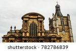 noter dame church in le havre ... | Shutterstock . vector #782786839