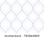 abstract geometric pattern of... | Shutterstock .eps vector #782864869