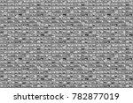 large detailed background of... | Shutterstock .eps vector #782877019