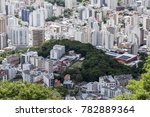 panoramic view of the city of... | Shutterstock . vector #782889364
