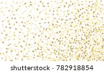 confetti isolated on white... | Shutterstock .eps vector #782918854