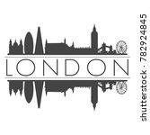 london england united kingdom... | Shutterstock .eps vector #782924845