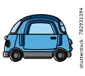 small car vehicle   Shutterstock .eps vector #782931394