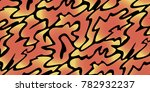 rectangular background of... | Shutterstock .eps vector #782932237