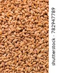 Small photo of Close up of Ajwain seeds often used as home remedy for digestion.