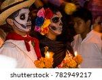 merida  yucatan   october 28... | Shutterstock . vector #782949217