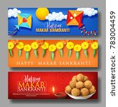 banners design for indian... | Shutterstock .eps vector #783004459