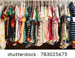 Small photo of Children's clothing Consignment shop