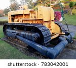 automotive and mining machinery | Shutterstock . vector #783042001