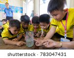 bangkok city  thailand   dec... | Shutterstock . vector #783047431