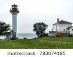georgina point lighthouse full... | Shutterstock . vector #783074185