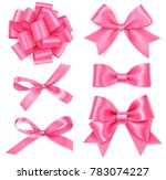 set of different decorative... | Shutterstock .eps vector #783074227
