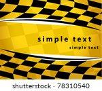 checkered background. eps10   Shutterstock .eps vector #78310540