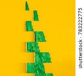 plant design. plant lover. aloe ... | Shutterstock . vector #783222775