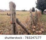 Weathered Cedar Gate Post And...
