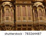 rajasthan heritage building... | Shutterstock . vector #783264487