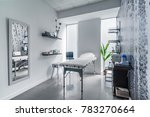 view of an interior of a modern ... | Shutterstock . vector #783270664