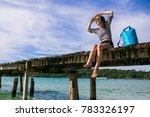 brunette  young women  girl in... | Shutterstock . vector #783326197