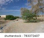 khatt village territory. ras al ... | Shutterstock . vector #783372607