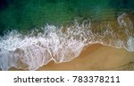 sea and waves | Shutterstock . vector #783378211
