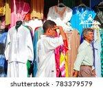 tunis  tunisia   august 29 ... | Shutterstock . vector #783379579