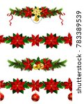 christmas elements for your... | Shutterstock .eps vector #783389539