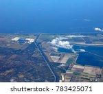 Aerial View Of Port Mayaca On...
