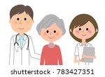 illustrations of doctors ...   Shutterstock .eps vector #783427351