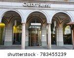 lugano  switzerland   november...   Shutterstock . vector #783455239