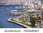 panoramic view of izmir from... | Shutterstock . vector #783468085