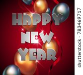new year background | Shutterstock .eps vector #783469717