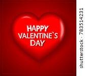 eps 10 vector happy valentine's ...   Shutterstock .eps vector #783514231