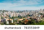 belo horizonte meaning... | Shutterstock . vector #783553849