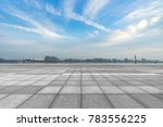 panoramic skyline and buildings ... | Shutterstock . vector #783556225