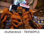 bangkok  thailand   december 16 ... | Shutterstock . vector #783560911