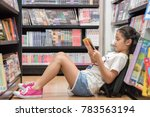 children's education lifestyle... | Shutterstock . vector #783563194