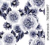 abstract elegance seamless... | Shutterstock . vector #783565897