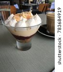 Small photo of Christmas trifle in Australia