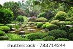 brisbane scenery  city view ...   Shutterstock . vector #783714244