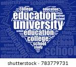education text design   Shutterstock .eps vector #783779731
