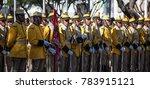 sucre  bolivia   august 07 ... | Shutterstock . vector #783915121