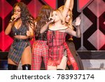 singing group fifth harmony... | Shutterstock . vector #783937174