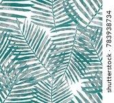 watercolor seamless pattern... | Shutterstock . vector #783938734