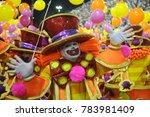 rio de janeiro  march 3  2014.... | Shutterstock . vector #783981409