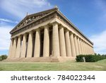 Parthenon. Nashville  Tennesse...