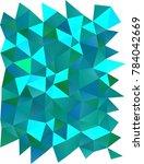 light blue  green vertical...   Shutterstock . vector #784042669
