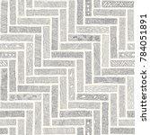 vector abstract seamless... | Shutterstock .eps vector #784051891