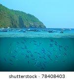 fish | Shutterstock . vector #78408403