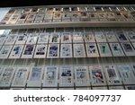 washington  dc   23 jun ... | Shutterstock . vector #784097737